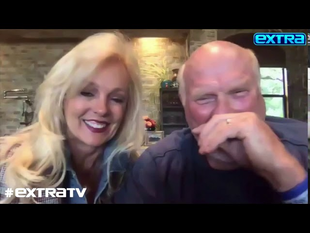 Terry Bradshaw Reveals His Wife's Pet Name in 'Extra' Couples Quiz