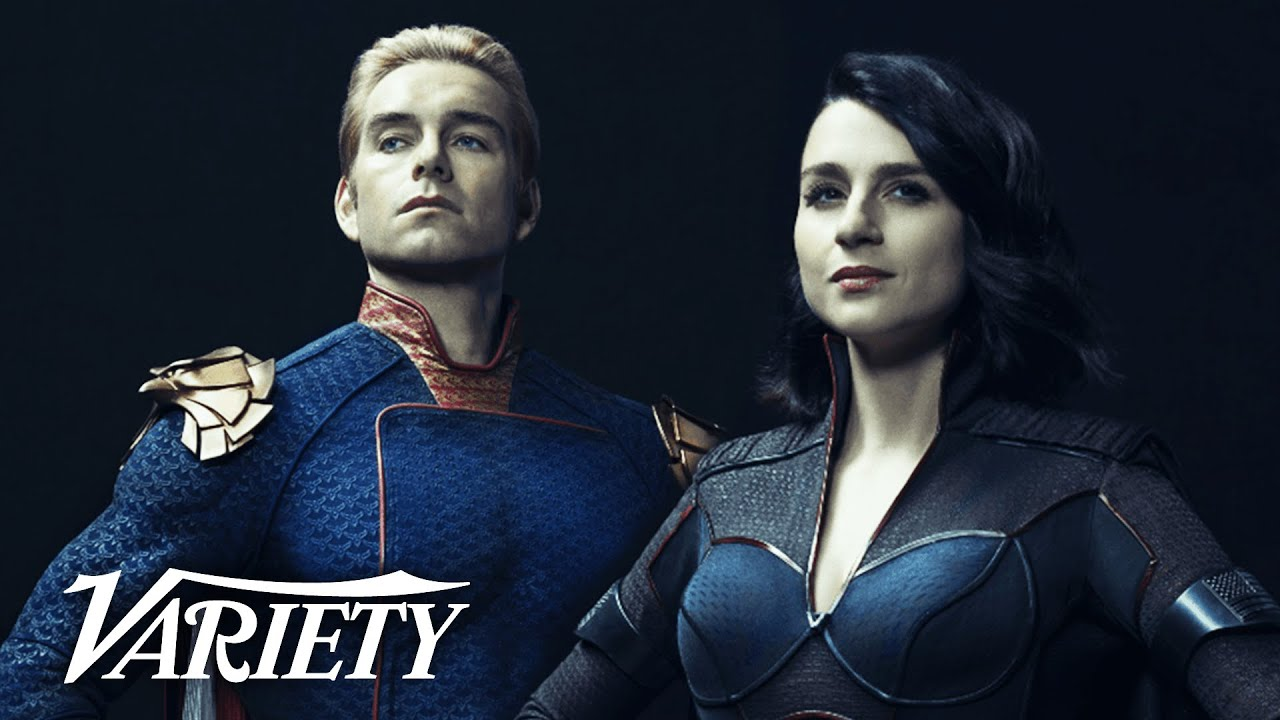 'The Boys' Team Gives an Inside Look at The Superhero Worlds in Season 2