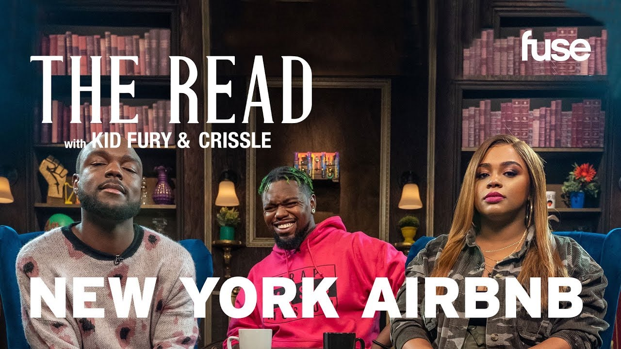 The Luxurious NYC Housing Authority AirBnB | Hot Tops | The Read with Kid Fury & Crissle | Fuse