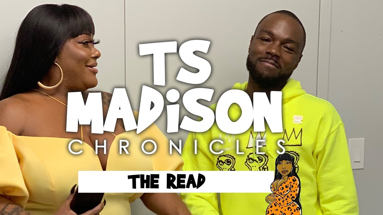 """The """"Ts Madison Chronicles""""  The READ on FUSEtv w/KID FURY (NYC)"""