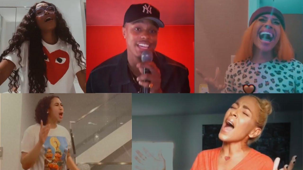 Tiffany Evans, Keke Palmer, Melanie Fiona, Avery Wilson & More Take on the Deborah Cox Challenge