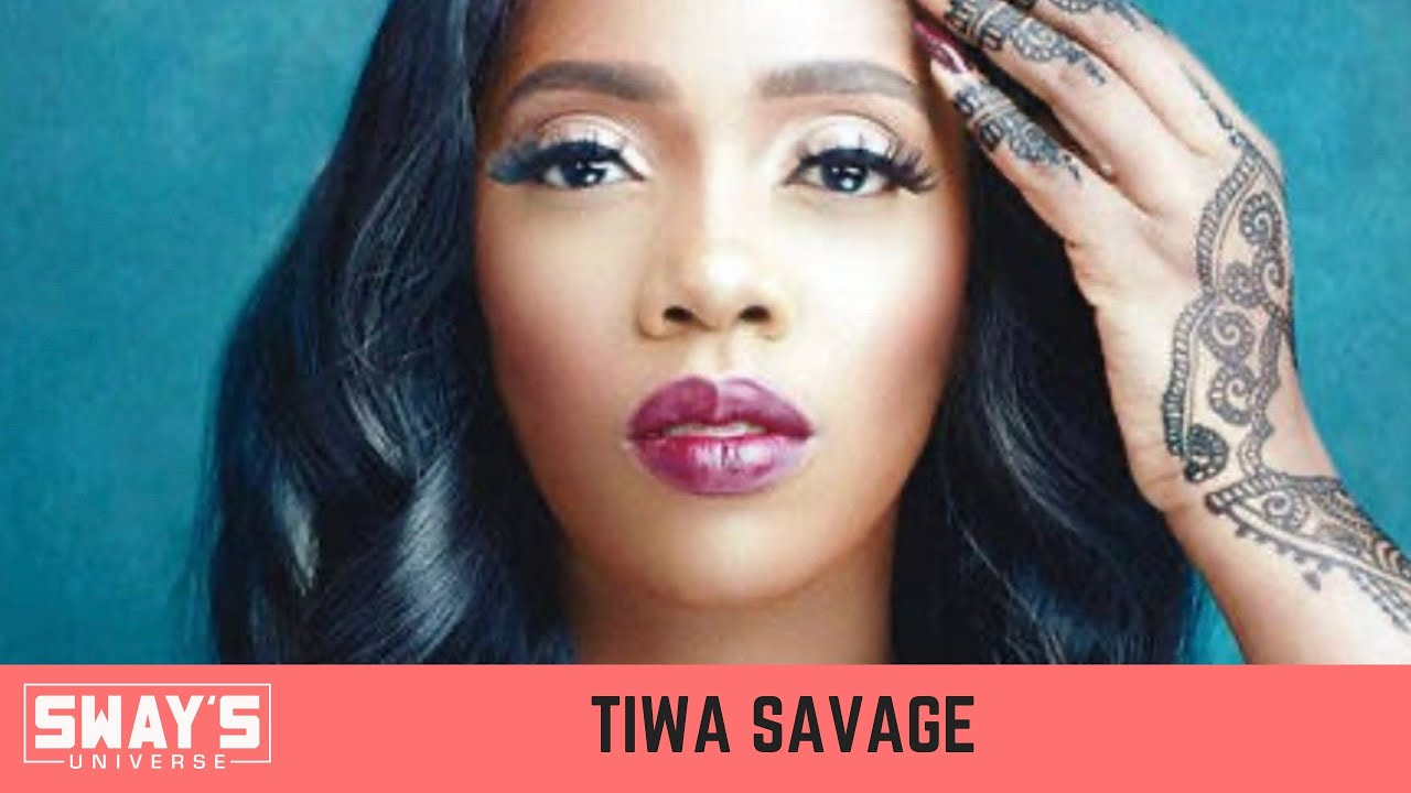 Tiwa Savage On Her New Album 'Celia' and Double Standards of African Culture | SWAY'S UNIVERSE
