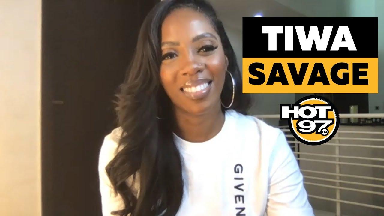 Tiwa Savage On Working w/ Beyoncé, Rape Culture In Nigeria & Who Got The Best Jollof Rice?