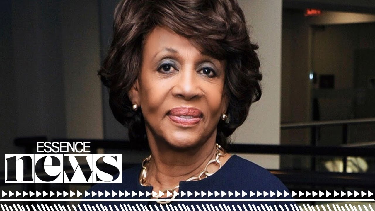 Town Hall with Congresswoman Maxine Waters| ESSENCE News