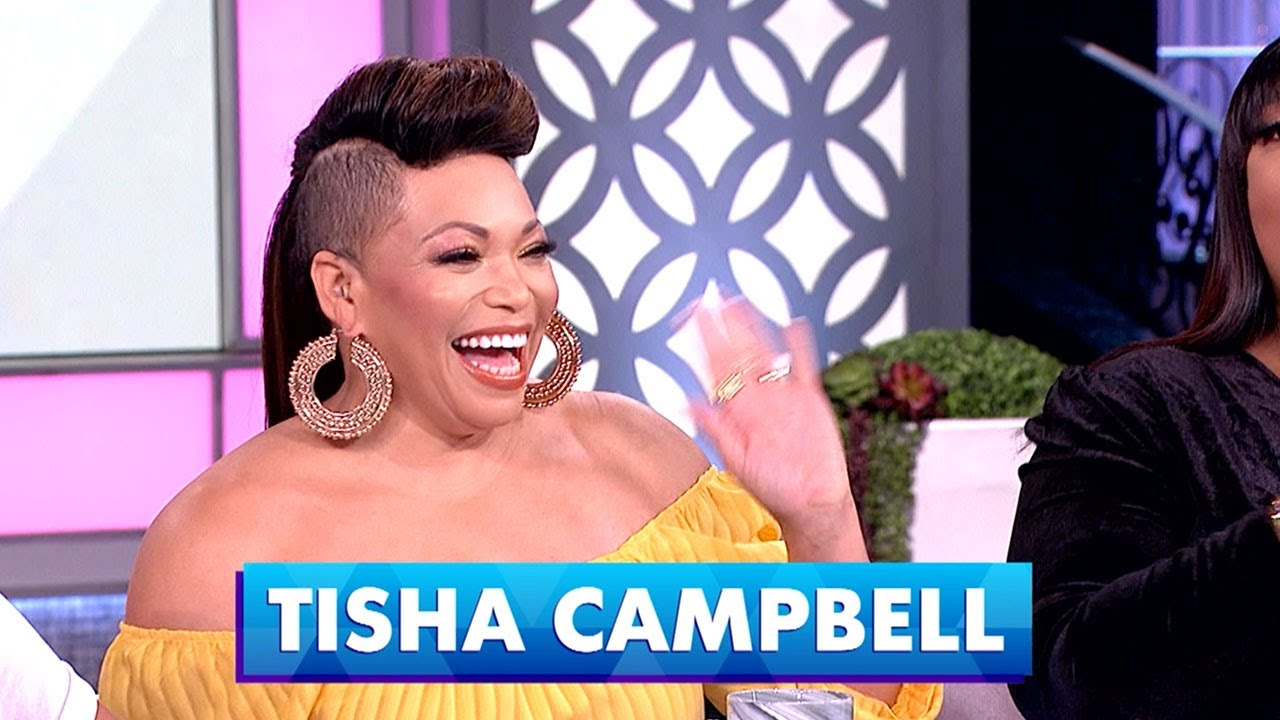 Tuesday on 'The Real': Tisha Campbell, Tina Lifford, Ne-Yo