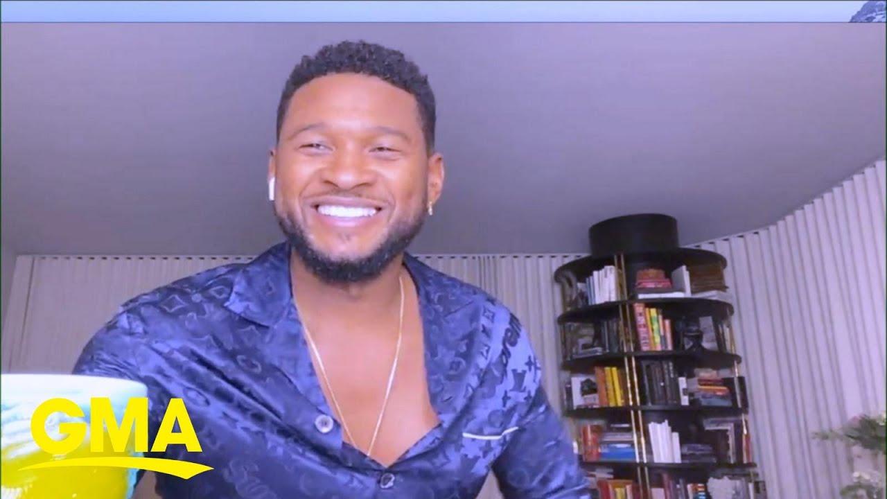 Usher announces Las Vegas residency l GMA