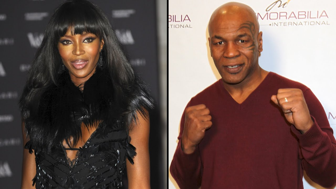 Wait … Mike Tyson Pushed Naomi Campbell Out Of A Moving Car?!