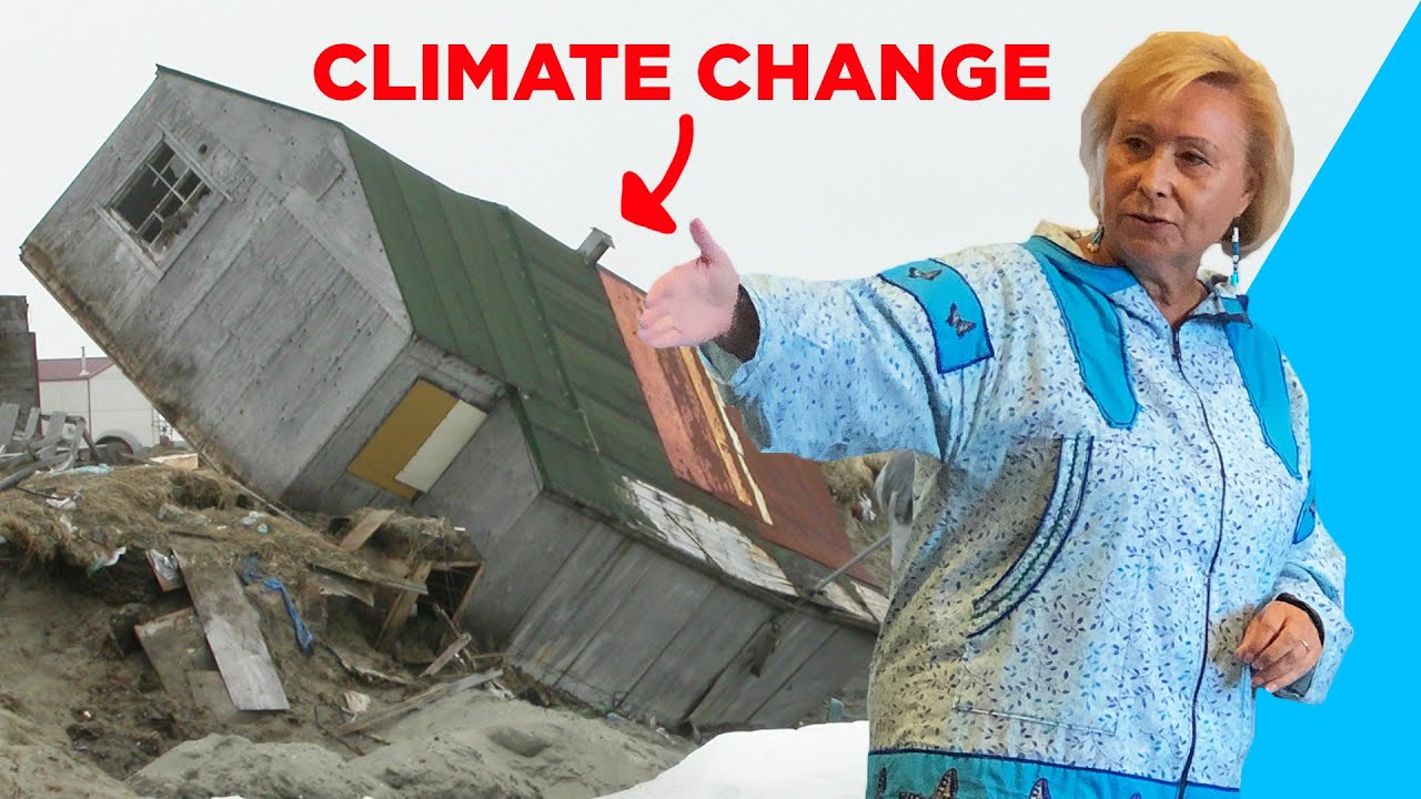 What Climate Change Is Doing To Alaska Right Now