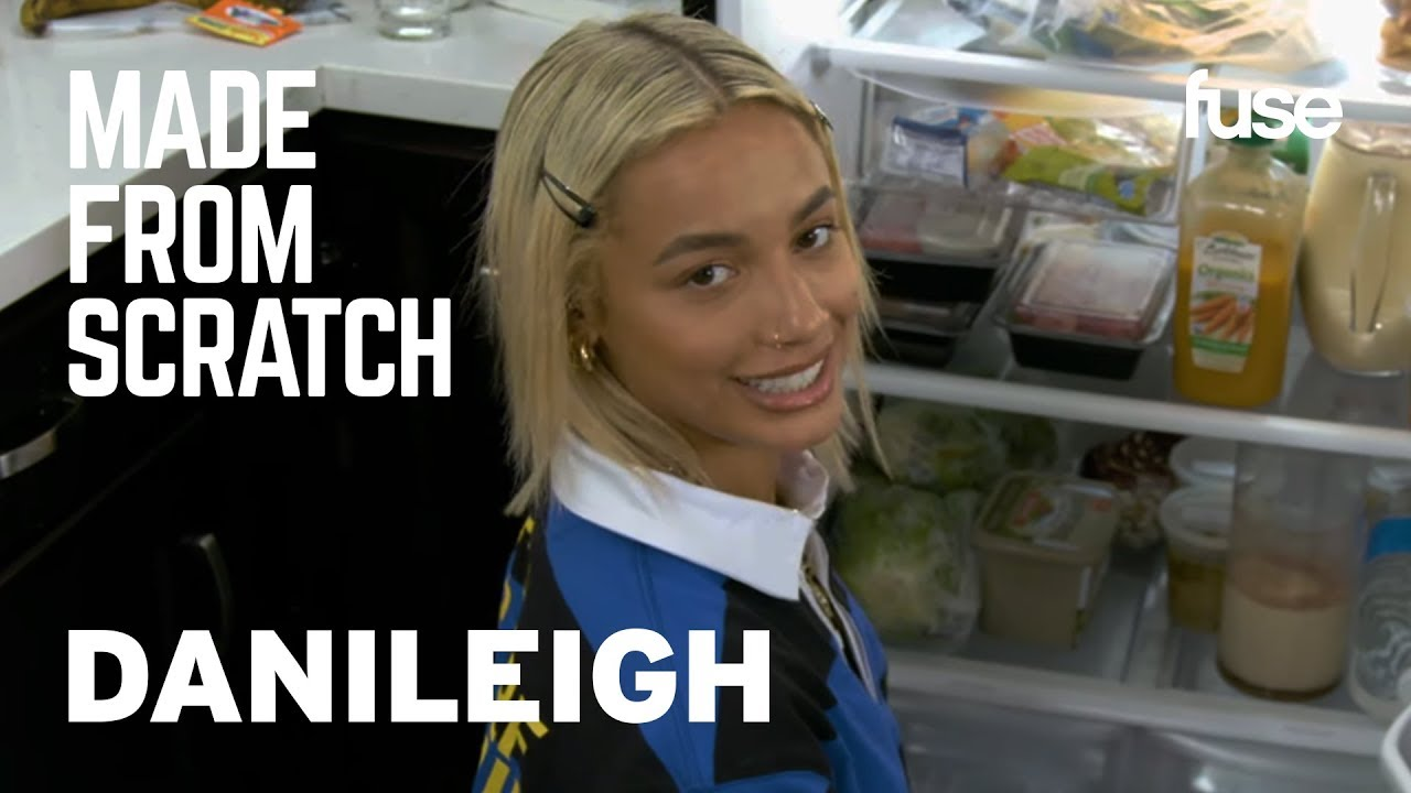 What's In DaniLeigh's Fridge? | Made From Scratch | Fuse