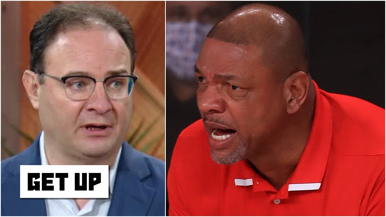 Woj details the Clippers parting ways with Doc Rivers & identifies a potential replacement | Get Up