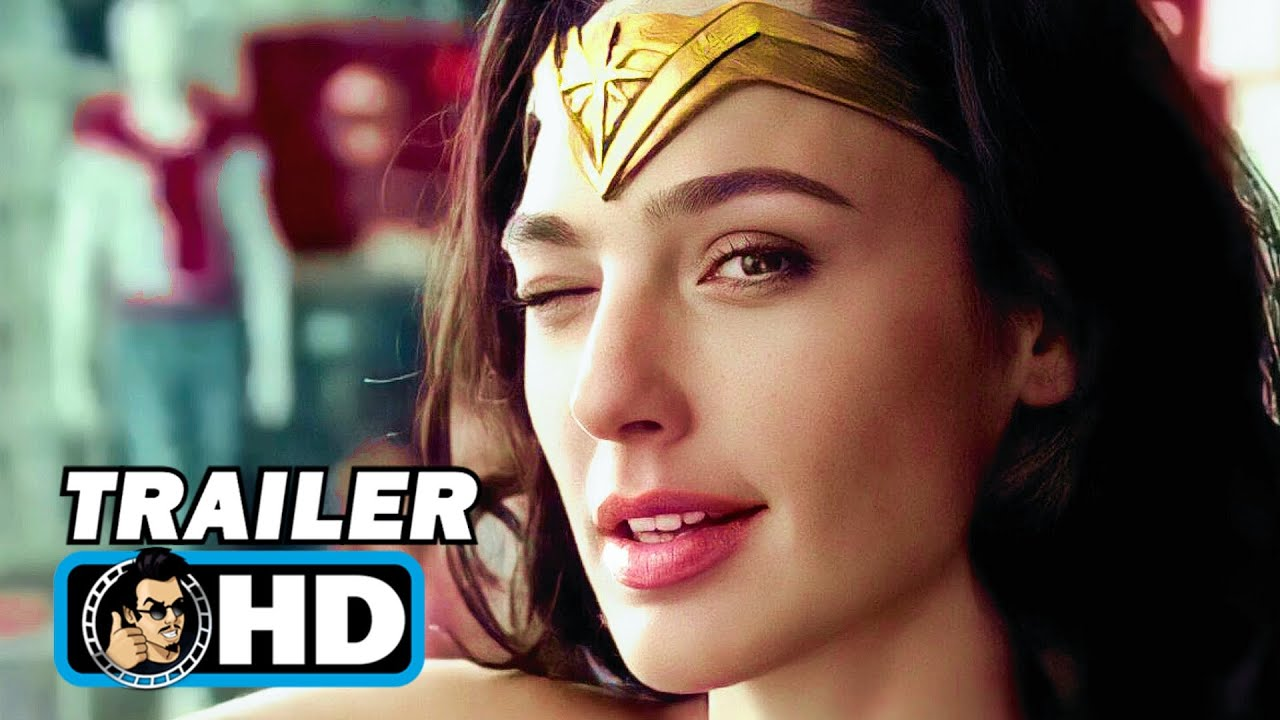WONDER WOMAN 1984 International Trailer | NEW (2020) Gal Gadot