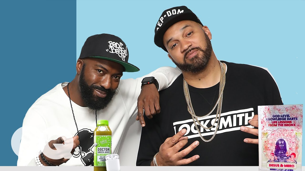 10 Things Desus and Mero Can't Live Without   GQ