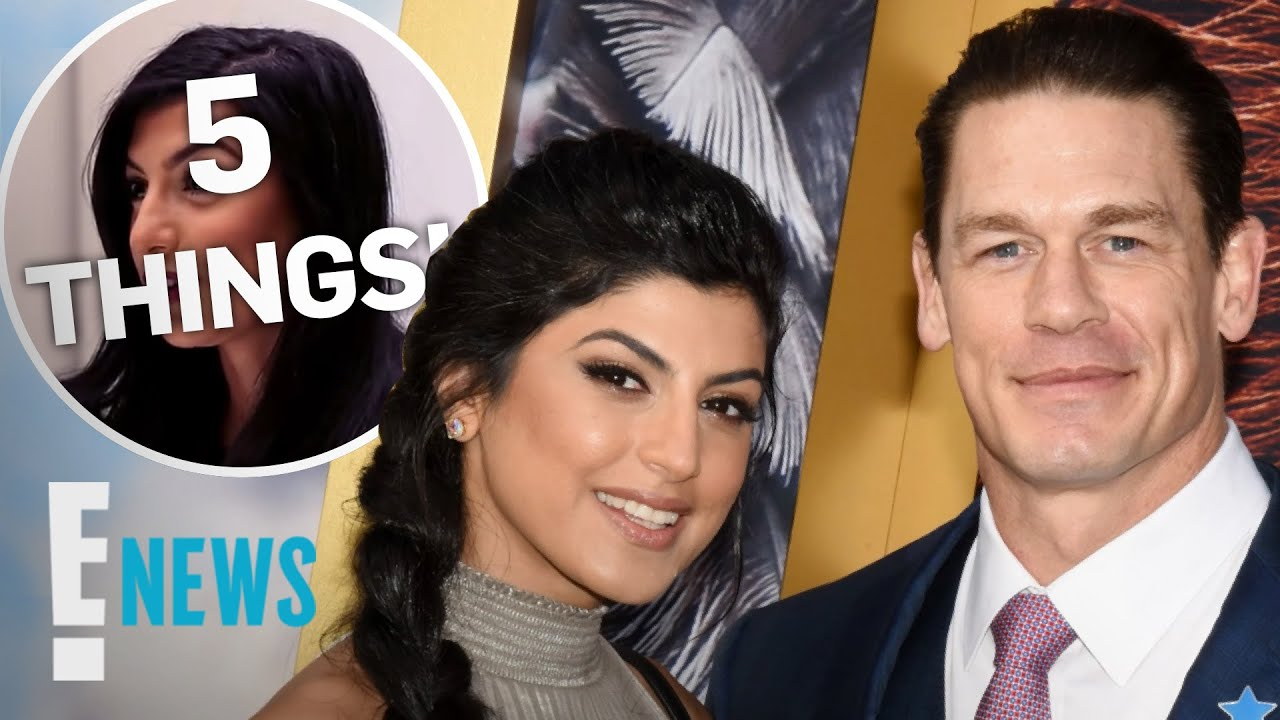5 Things to Know About John Cena's New Wife Shay Shariatzadeh | E! News