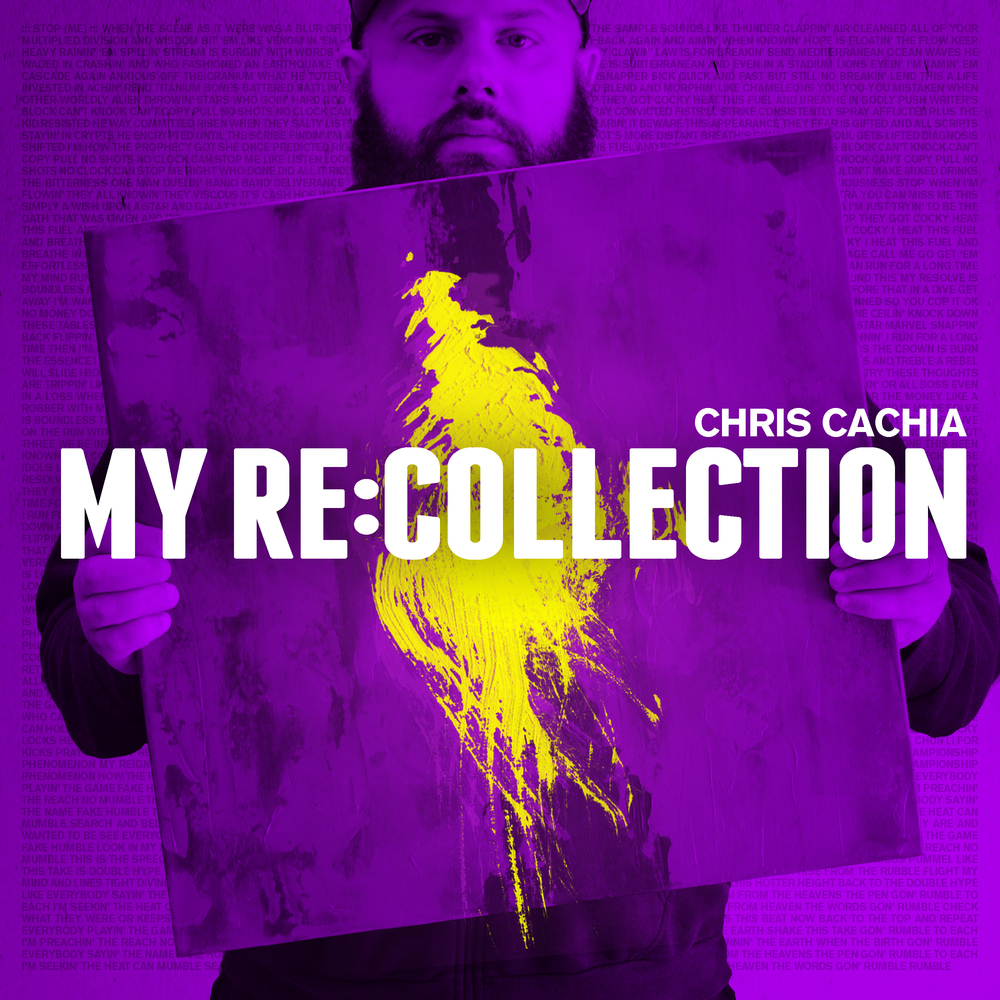Thirteen (Thoughts): The Lead Single from Chris Cachia's latest LP, My Re:Collection