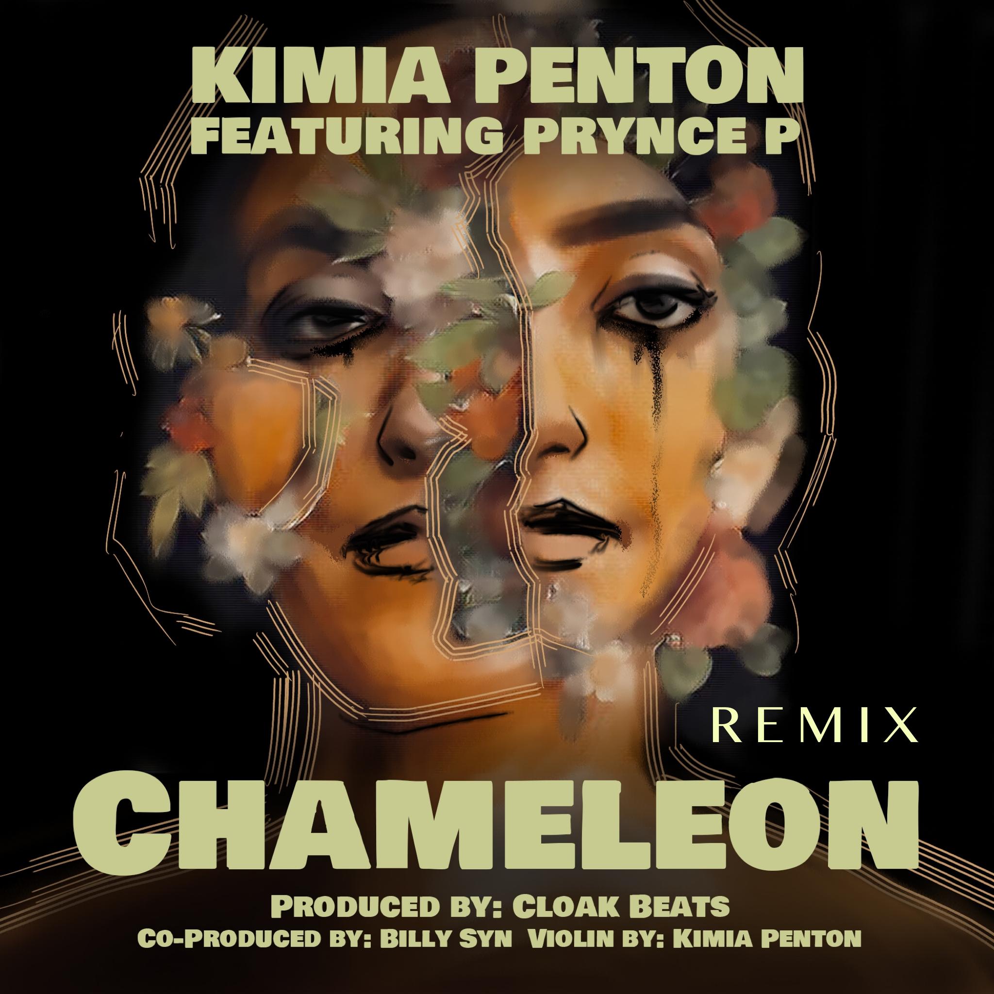 """Kimia Penton (@kimiapmusic) talks new single """"Chameleon"""" remix [Interview]"""