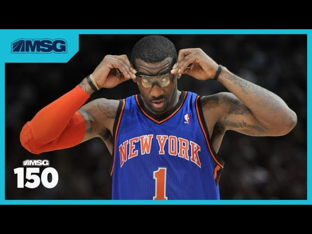 Amar'e Stoudemire's Place In Knicks History Can Not Be Undersold