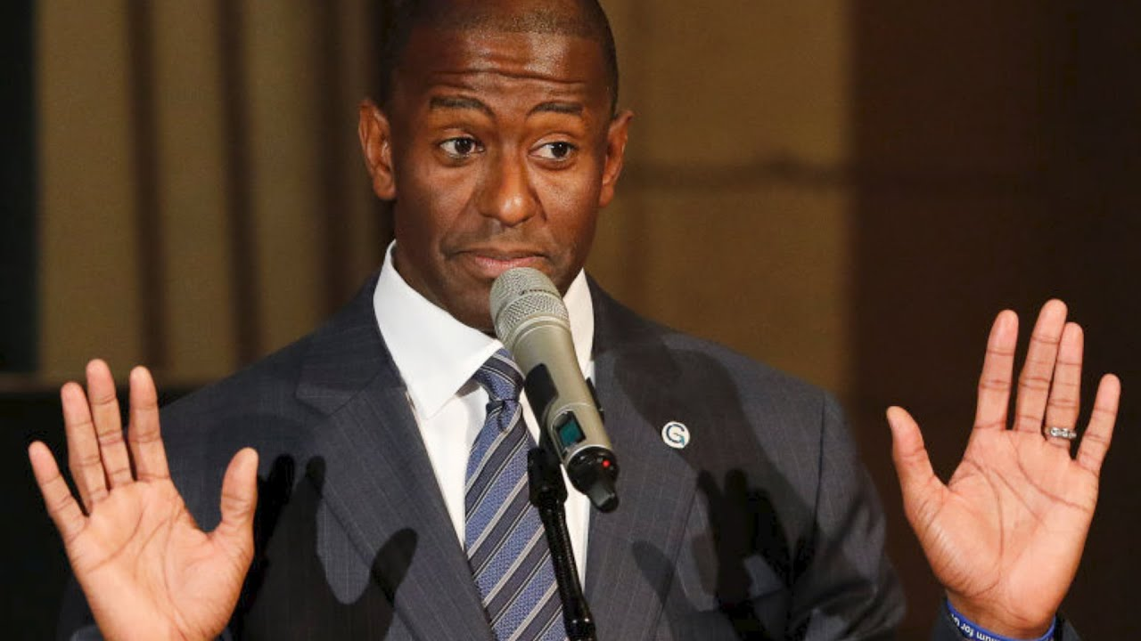 """Andrew Gillum Finally Speaks Out: """"I Identify As Bisexual"""""""