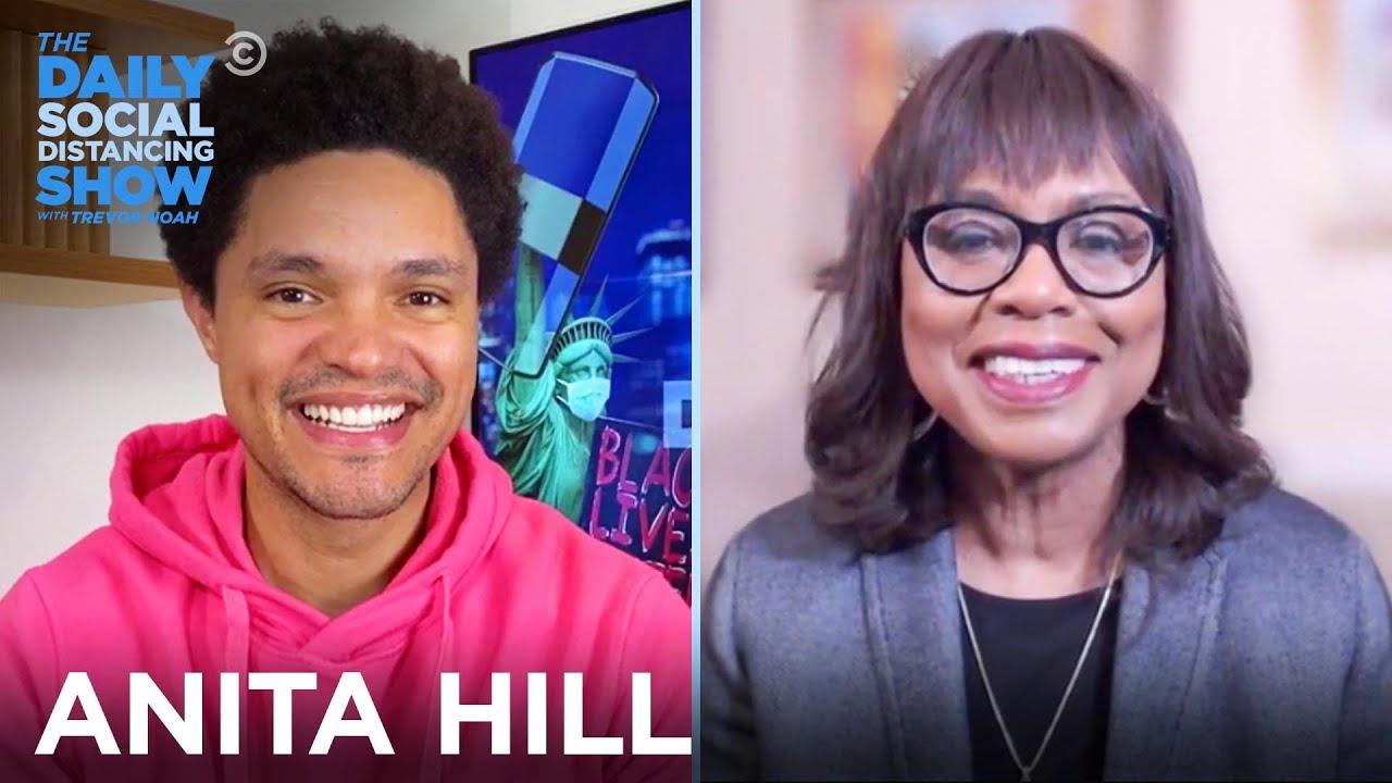 Anita Hill – Why She Chose to Endorse Joe Biden | The Daily Social Distancing Show