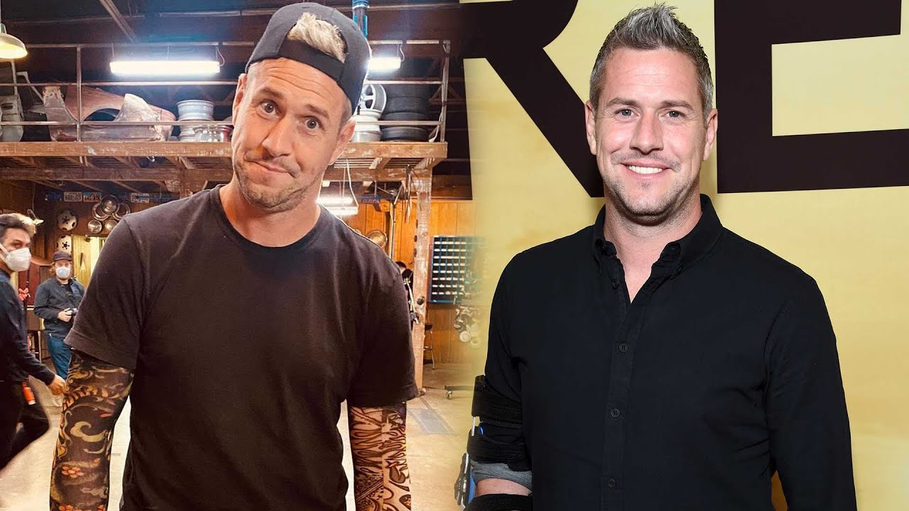 Ant Anstead Reveals Weight Loss Since Splitting From Wife Christina Anstead