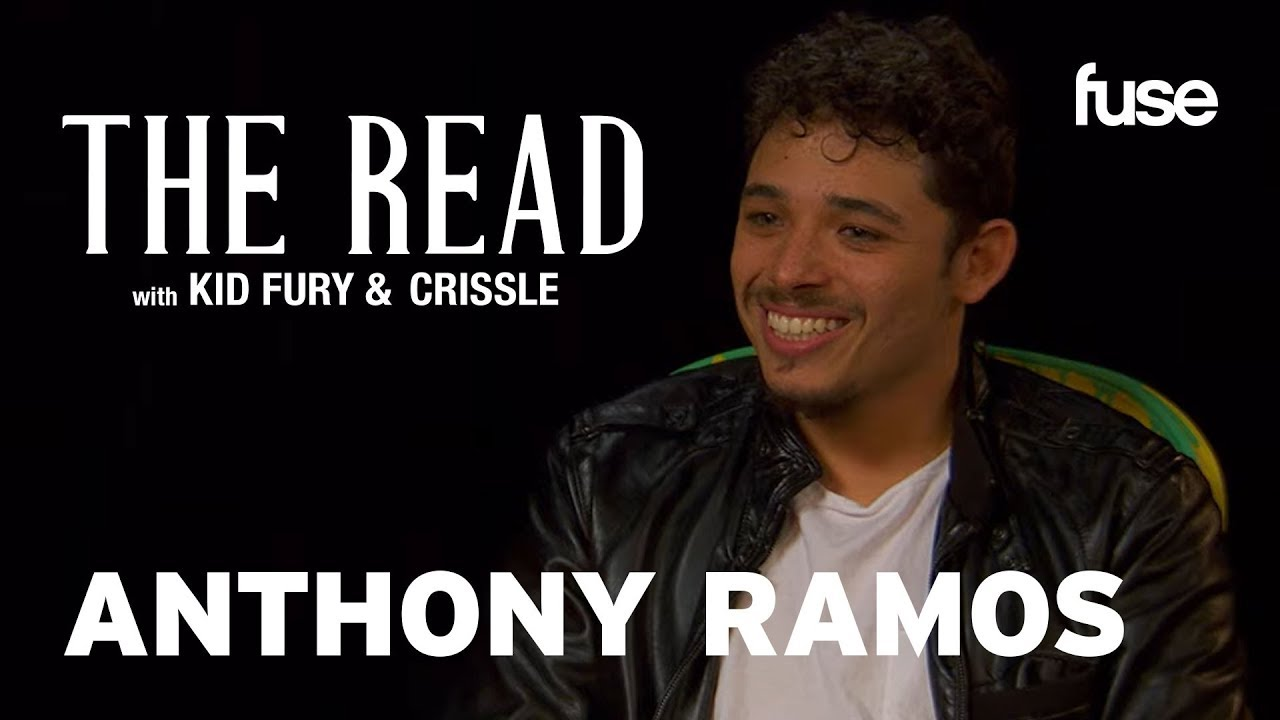 Anthony Ramos On 'The Good & The Bad' (Extended Cut) | The Read with Kid Fury & Crissle | Fuse