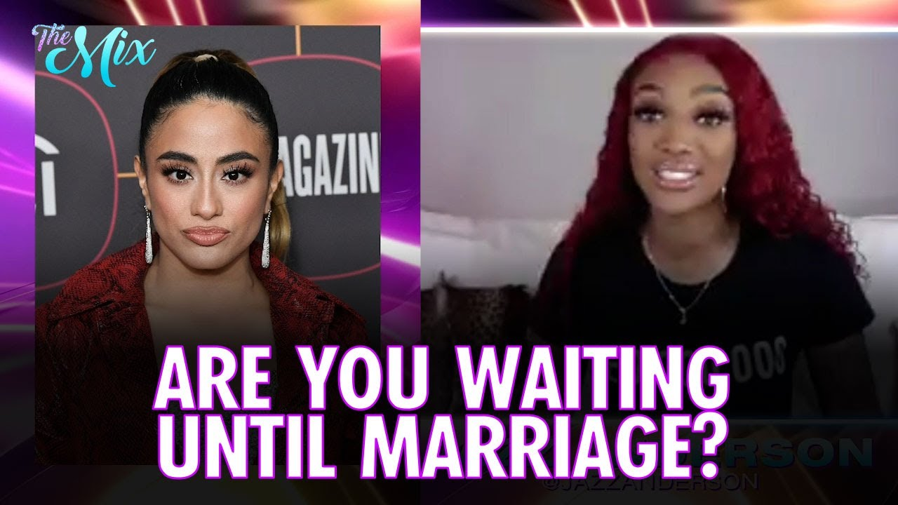 Are You Saving Yourself for Marriage? | The Mix