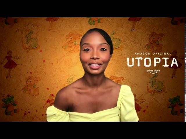 Ashleigh Lathrop & Dan Byrd Interview for UTOPIA on Amazon