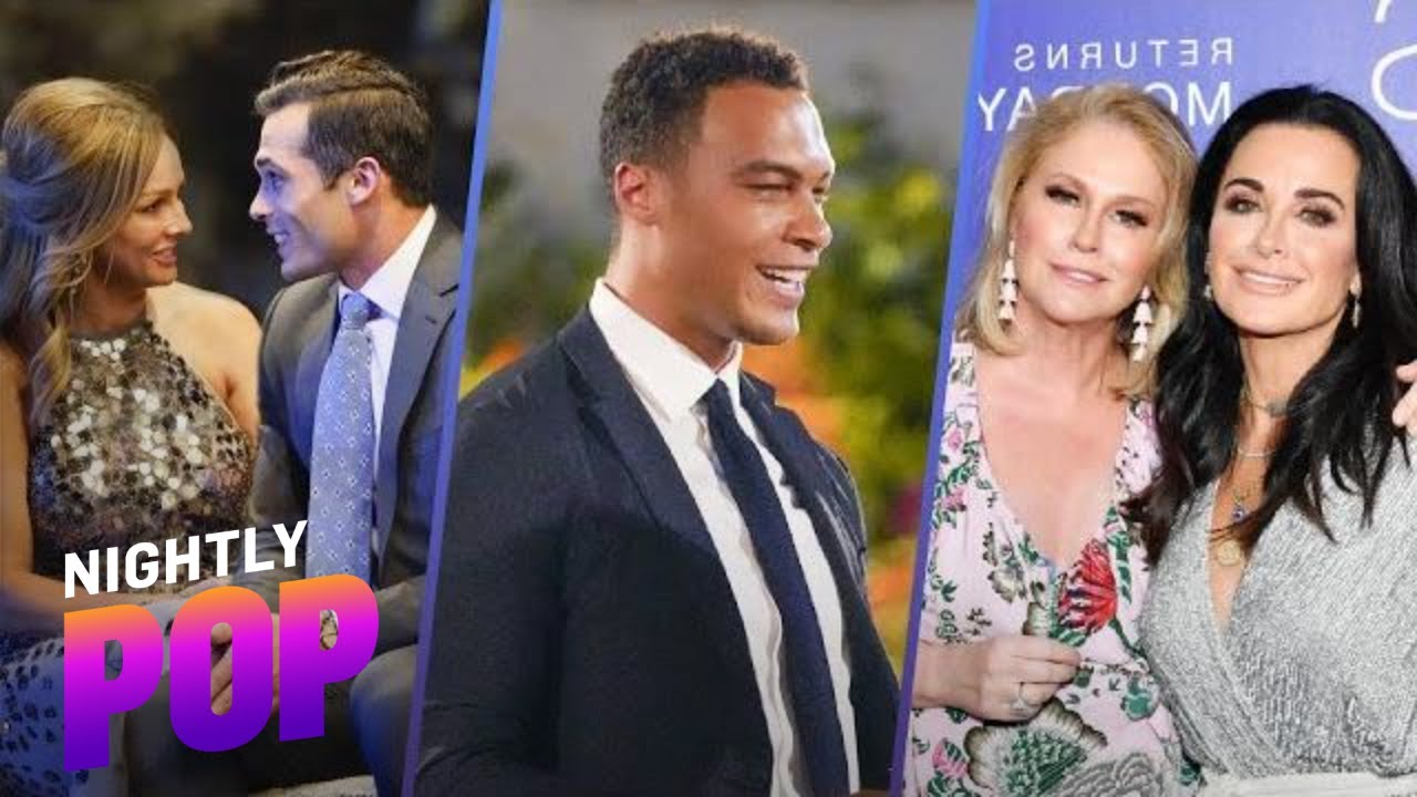 """Bachelorette"" vs. Yosef, Sniffing Dale's Pants & Hilton Moves In - ""Nightly Pop"" 10/28/20 