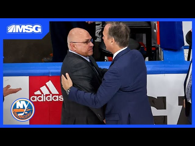 "Barry Trotz: ""We've Learned To Go The Distance"" 