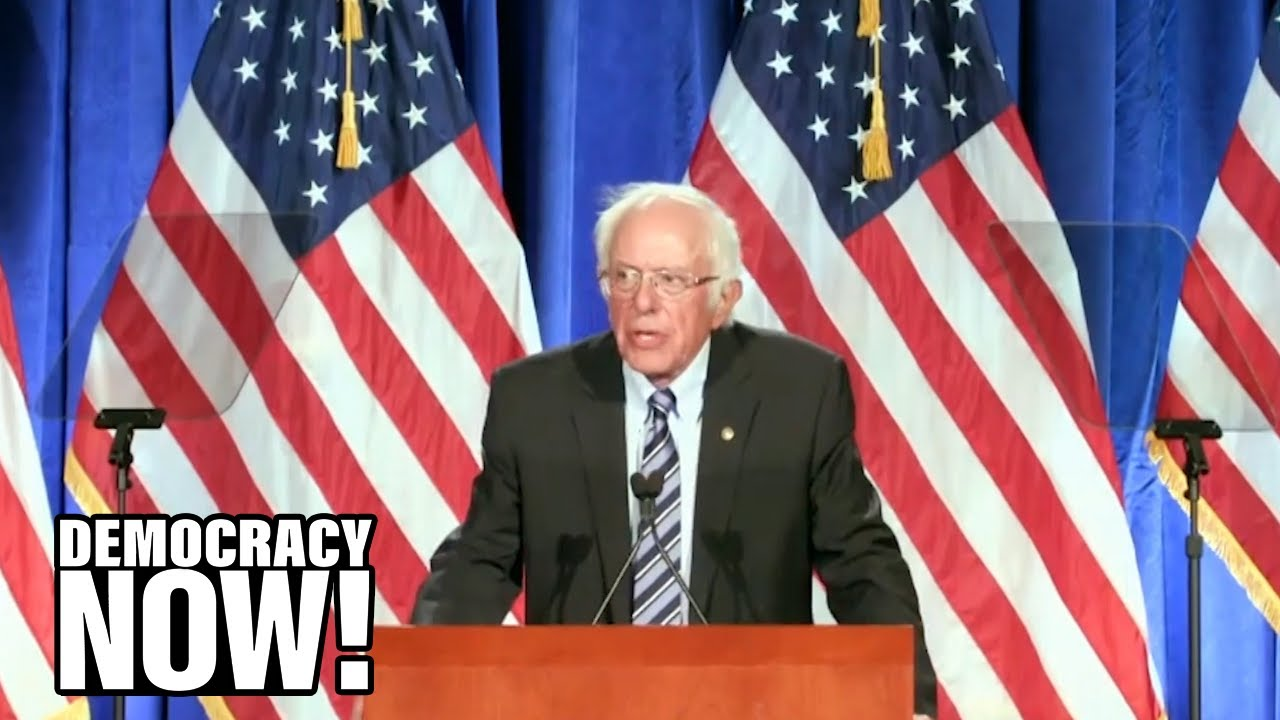 Bernie Sanders on How to Block Trump from Stealing Election & Preserve American Democracy
