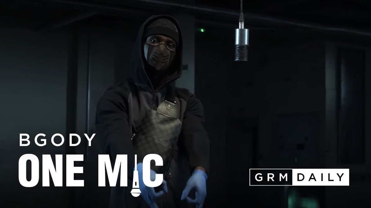 Bgody – One Mic Freestyle | GRM Daily
