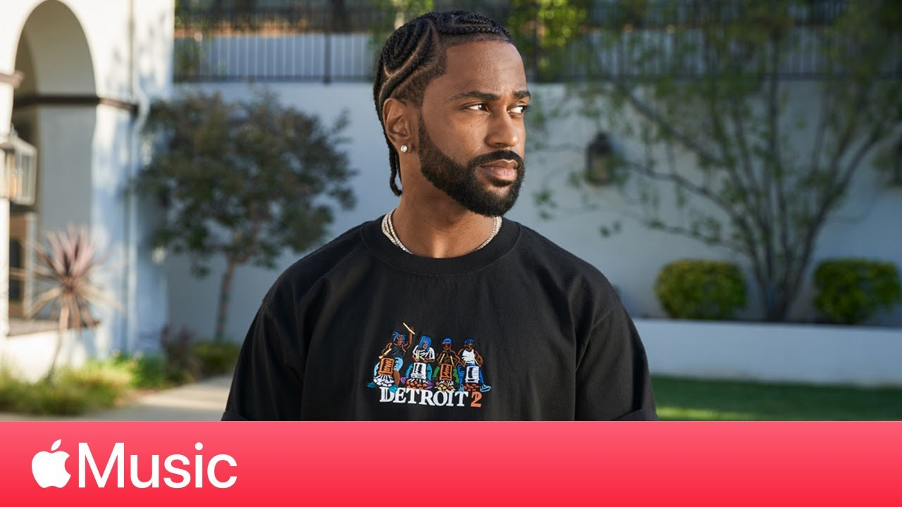 Big Sean: 'Detroit 2,' Dealing with Loss, and Rediscovering His Passion for Music | Apple Music