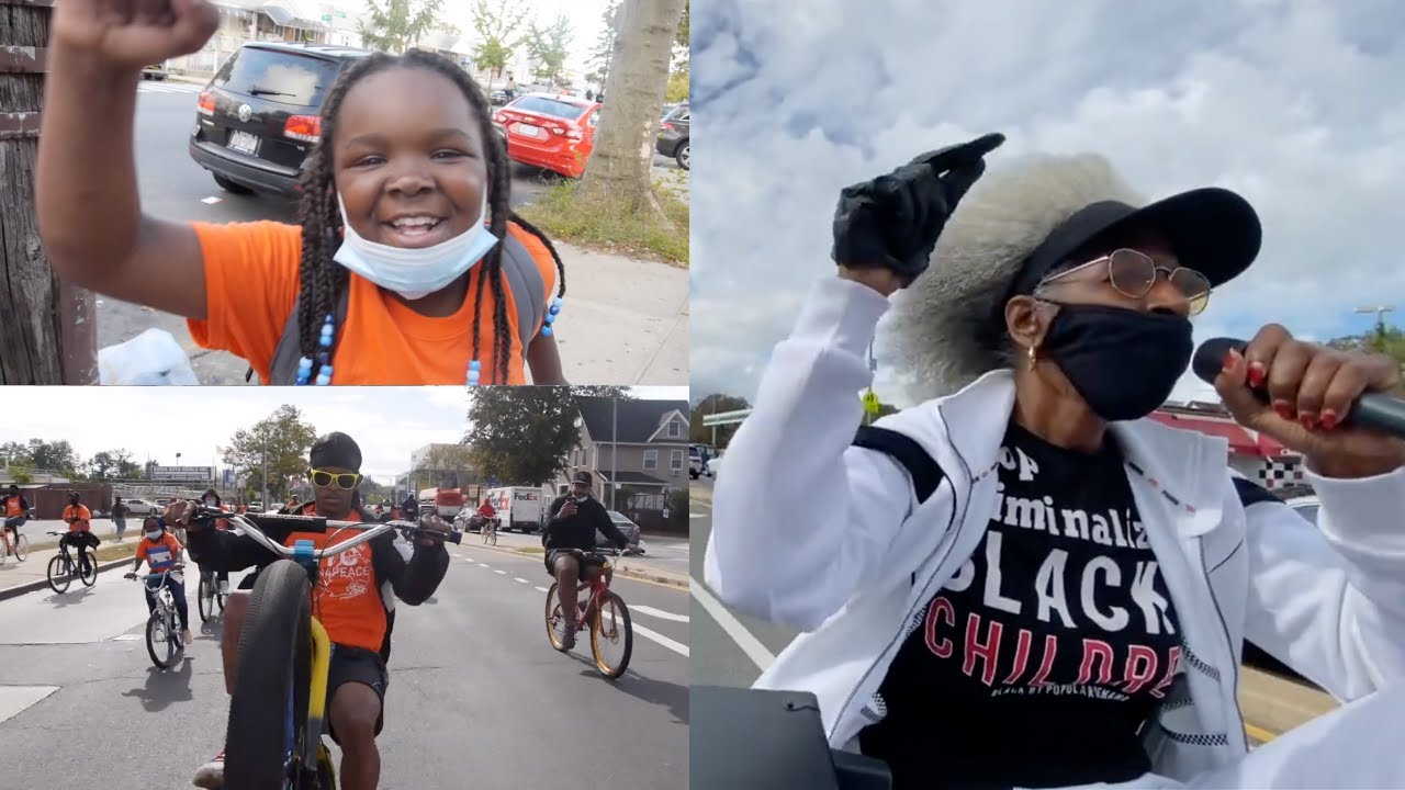 Bikers 'Ride 4 Justice' | Honoring Lost Loved Ones | Breonna Taylor & More [Vlog]