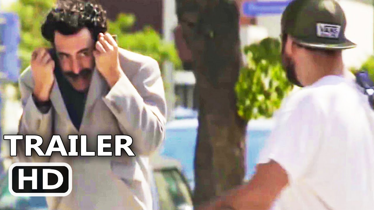BORAT 2 Official Trailer Teaser (2020) Sacha Baron Cohen, Comedy Movie HD