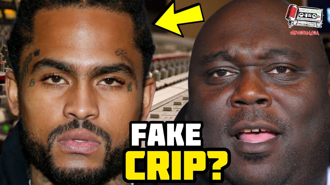 BREAKING: Dave East Responds To Faizon Love Calling Him A Fake Crip With This Video!