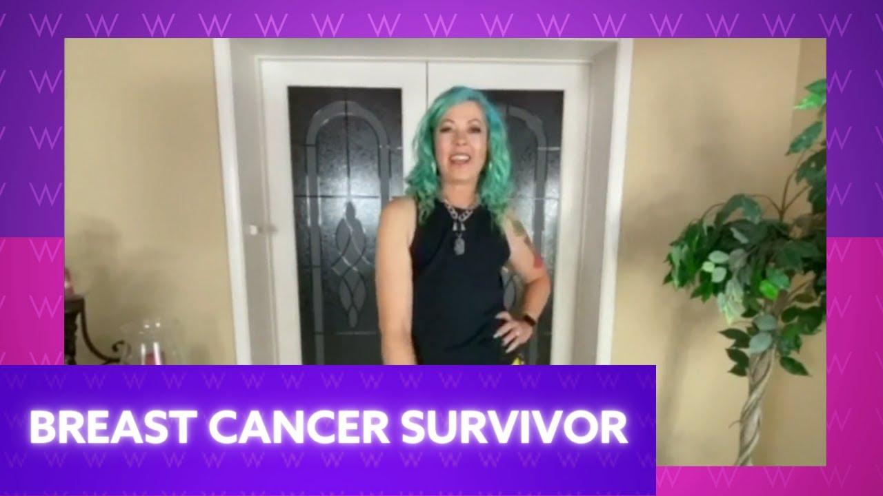Breast Cancer Survivor!