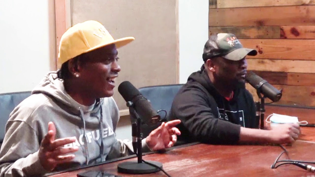 """Breez """"When I was robbed of my opportunity to make the NBA, music filled that void"""" 