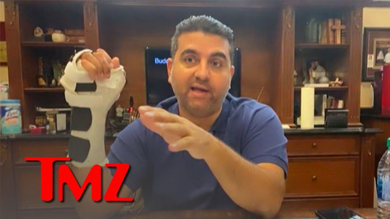 'Cake Boss' Buddy Valastro Reveals Horrific Details of Hand Injury | TMZ