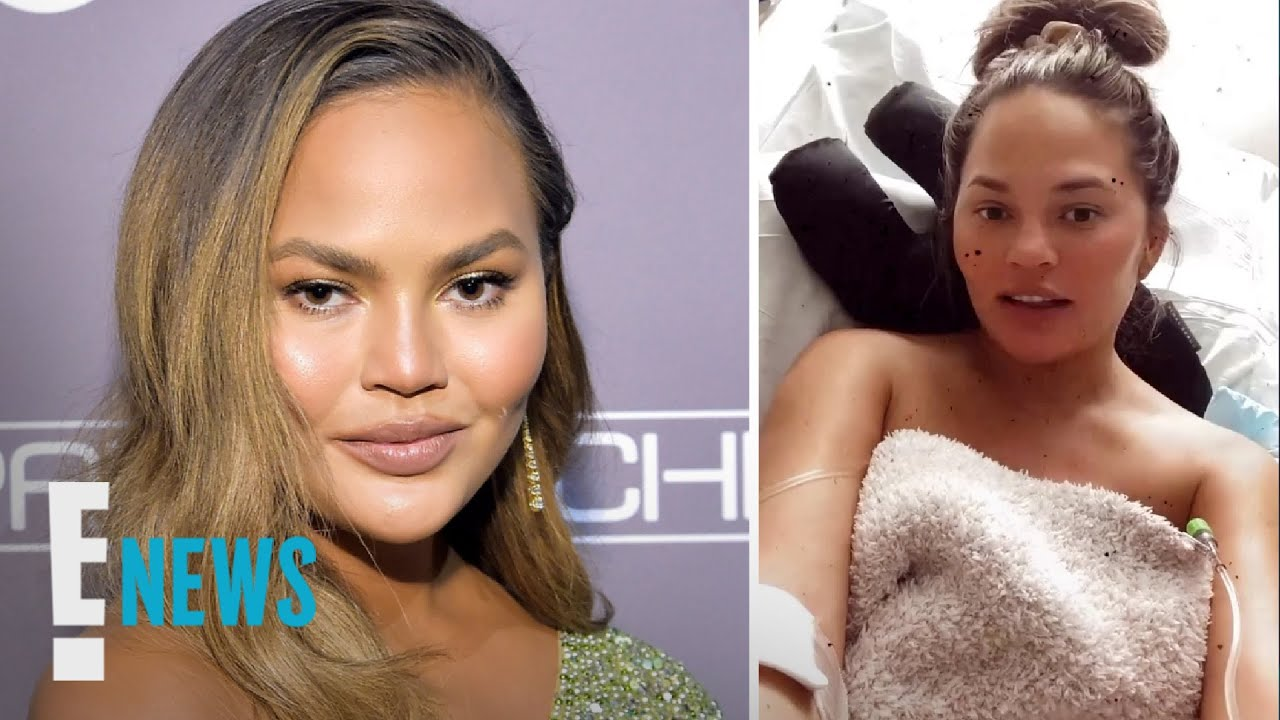 Chrissy Teigen Undergoes Blood Transfusion During Pregnancy | E! News