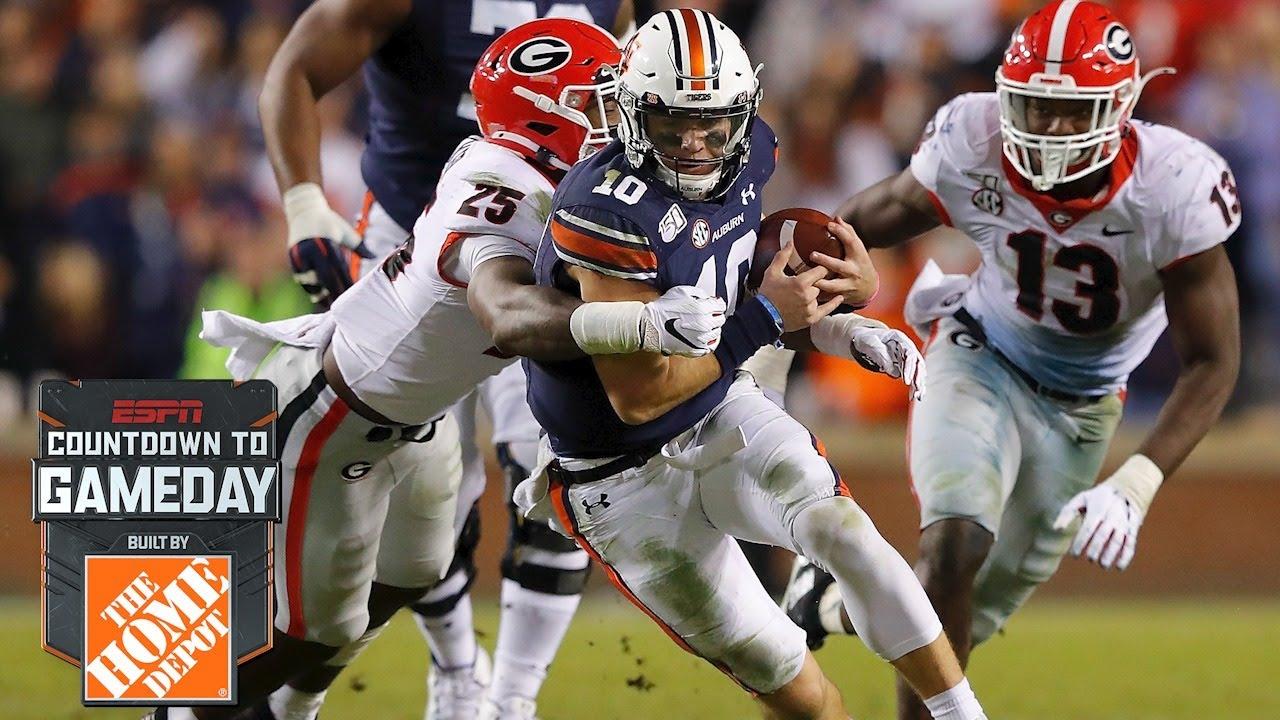 Countdown to GameDay | Auburn vs. Georgia