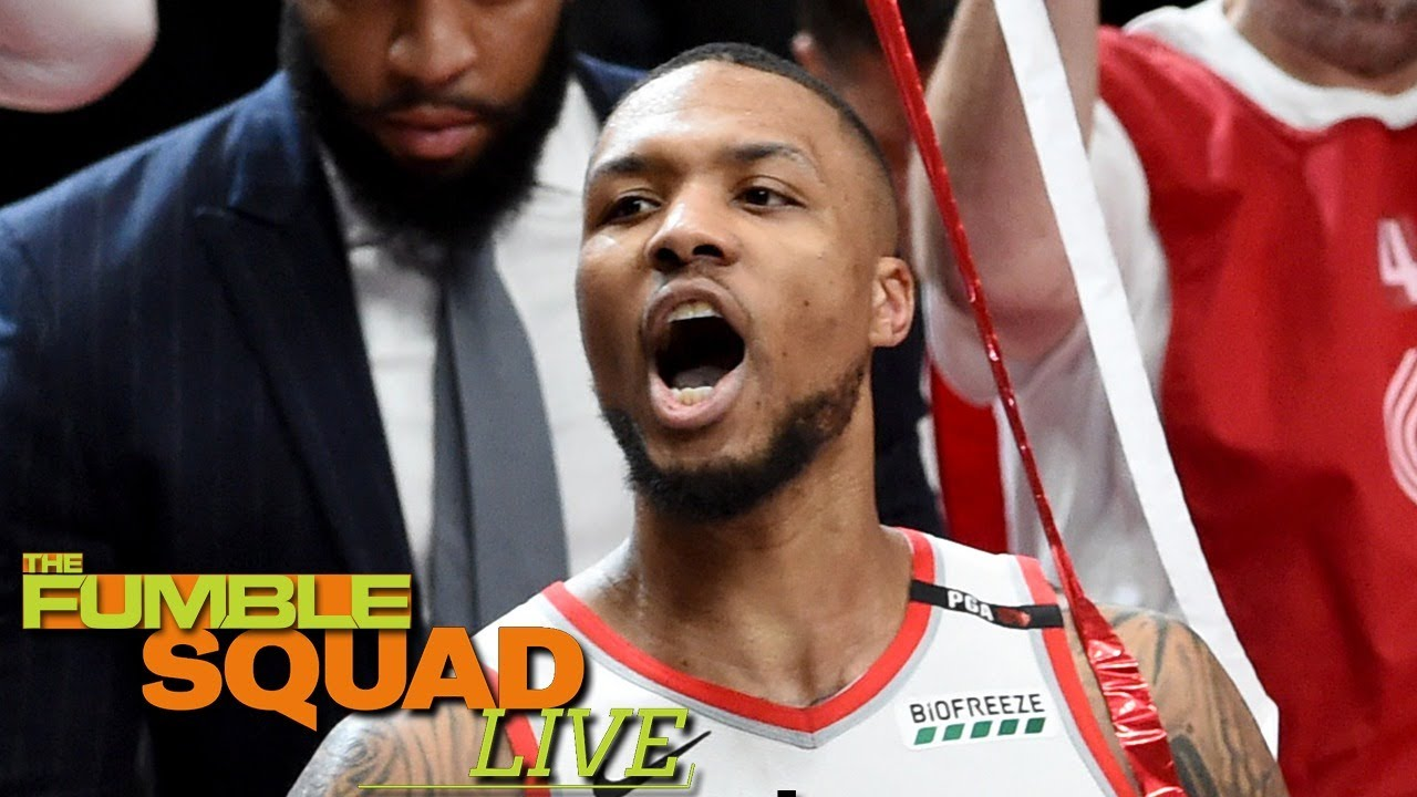 Damian Lillard Claps Back At Hater Who Says He'll NEVER Win A Ring | Fumble Live