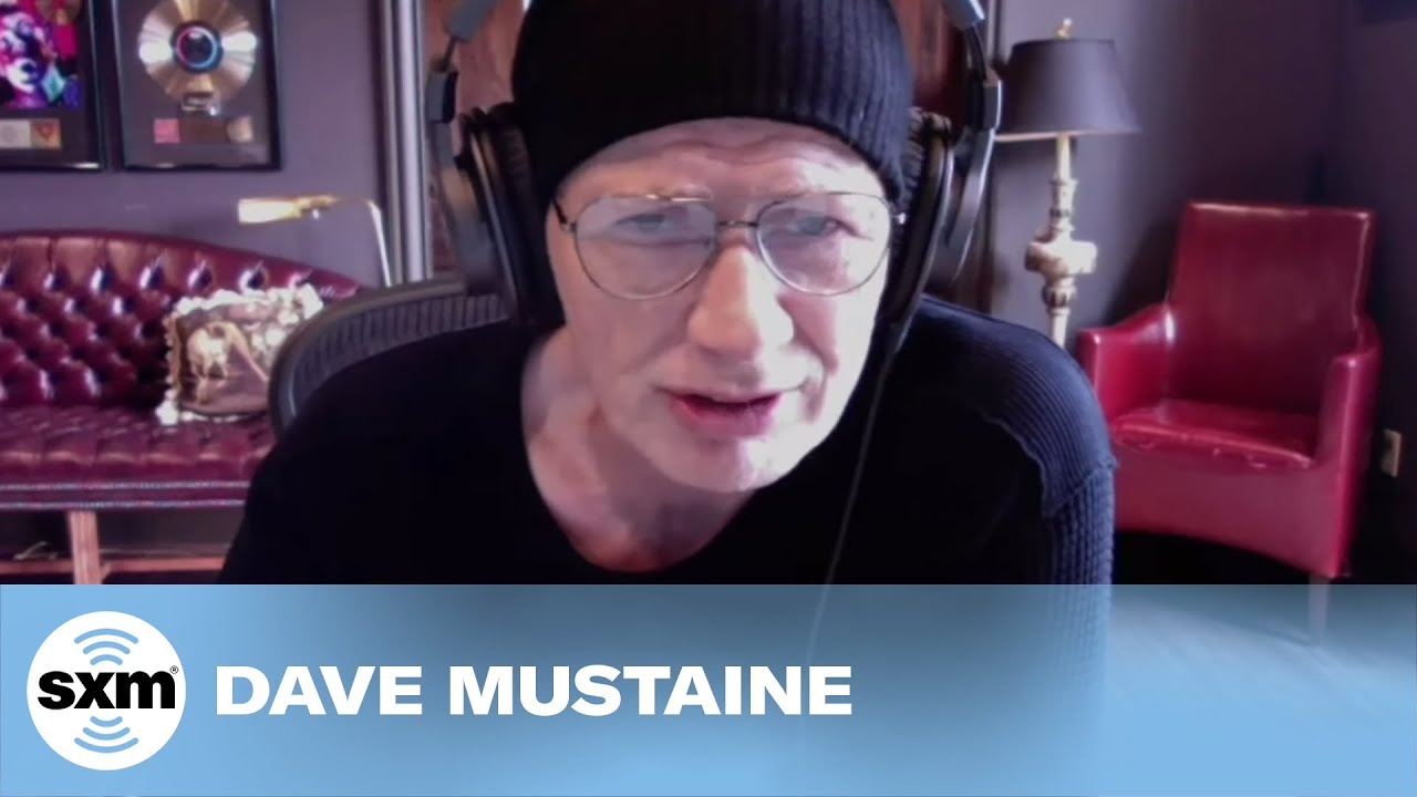 Dave Mustaine Gives an Update on His Health