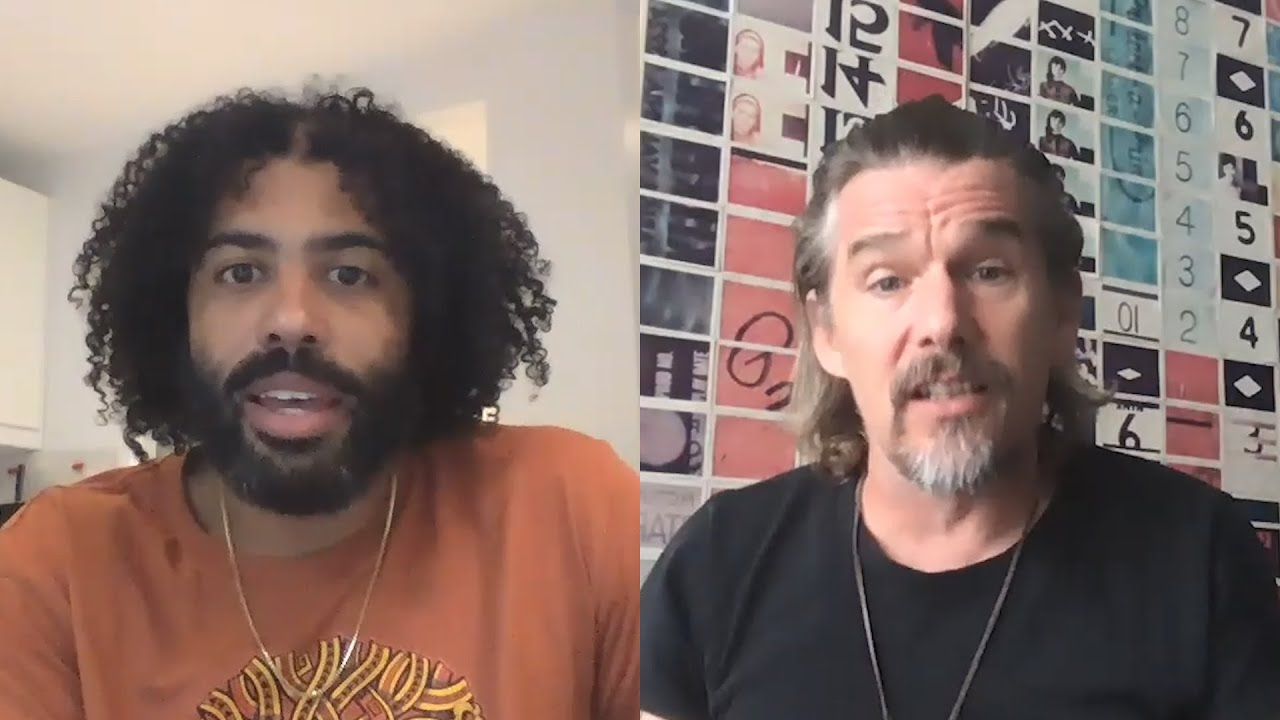 Daveed Diggs, Ethan Hawke And James McBride Discuss John Brown's Impact On Abolishing Slavery