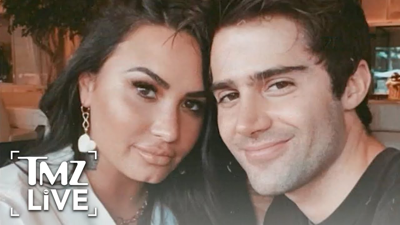 Demi Lovato's Ex Max Ehrich Claims They Haven't Broken Off Engagement | TMZ Live