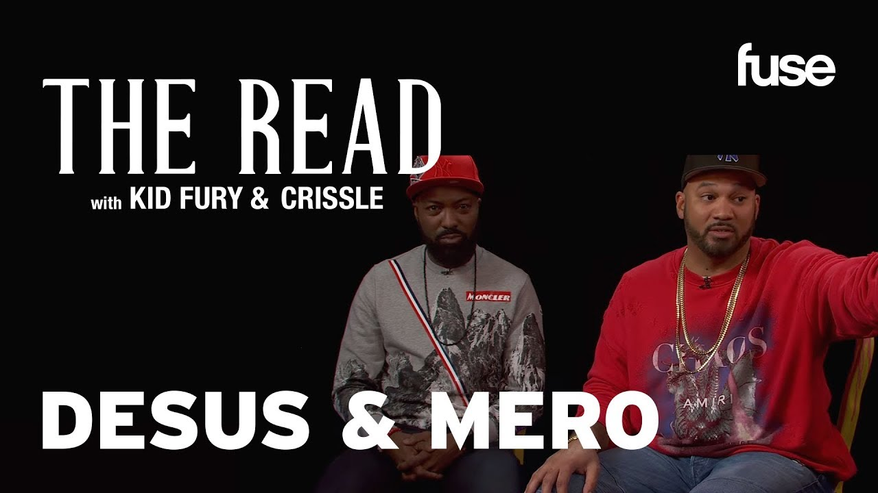 Desus & Mero On Recognizing their Social Responsibility   The Read with Kid Fury & Crissle   Fuse