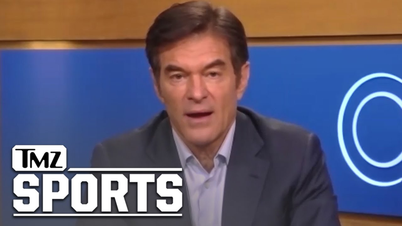 Dr. Oz: Tyrod Taylor Lung Injury More Common Than You Think, Accidents Happen! | TMZ Sports