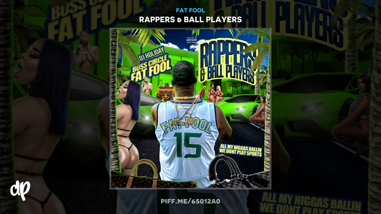 Fat Fool – Again ft. Cabbana [Rappers & Ball Players]