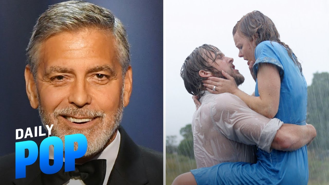 """George Clooney Almost Starred in """"The Notebook""""?! 