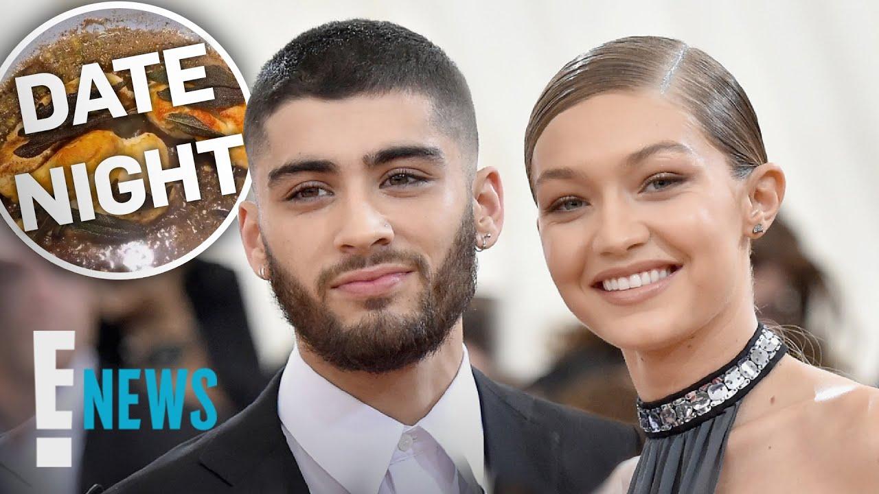 Gigi Hadid & Zayn Malik's 1st Date Night Since Having a Baby | E! News