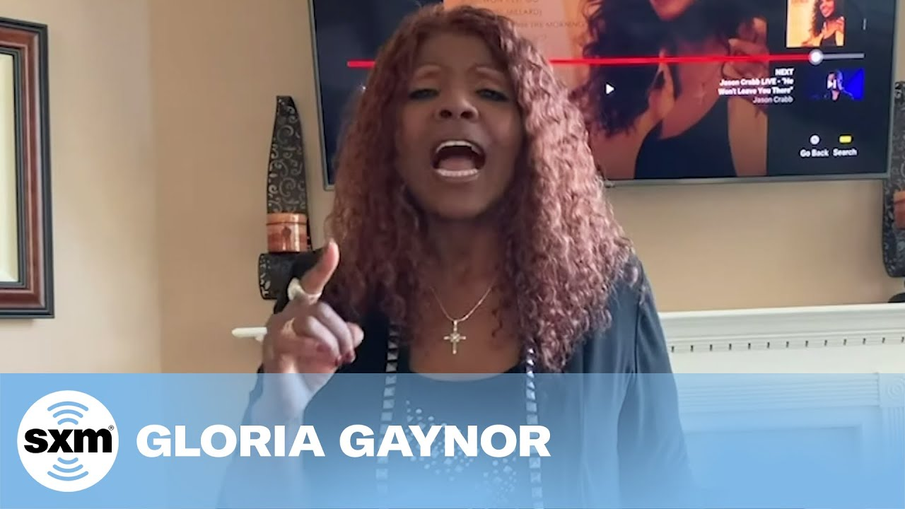 Gloria Gaynor – I Will Survive [Live for @SiriusXM]