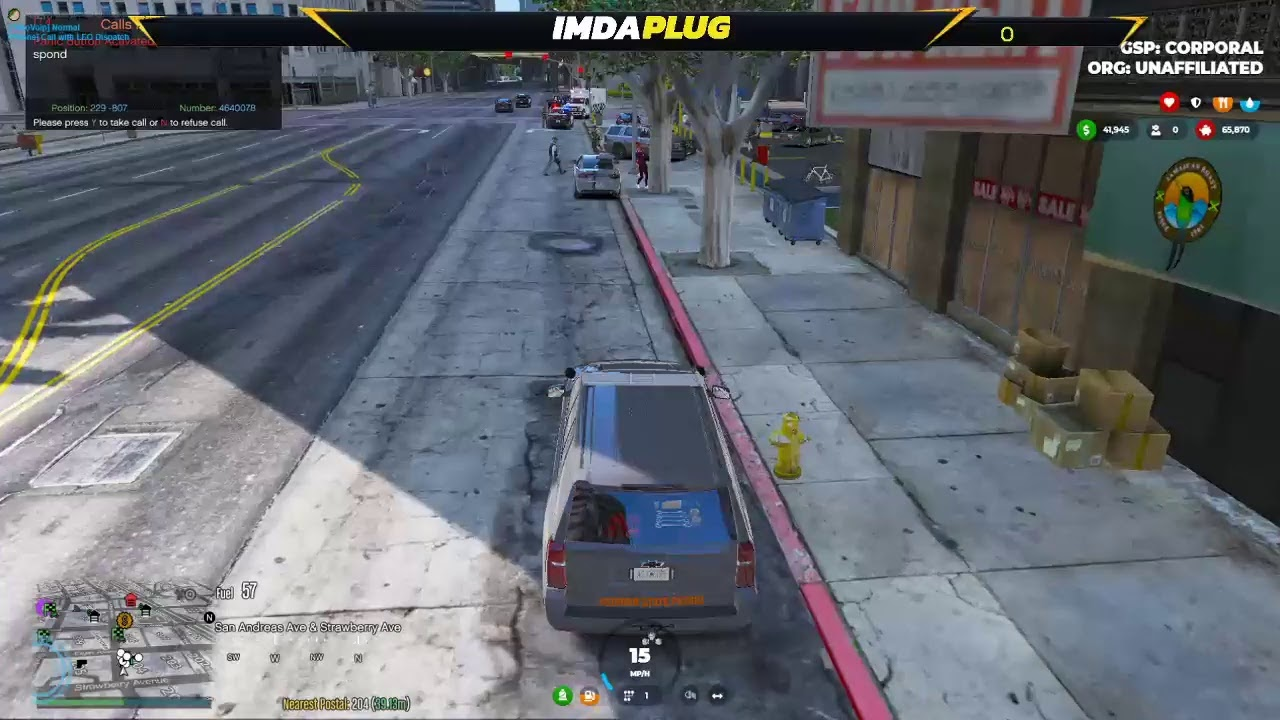 GTA COP RP